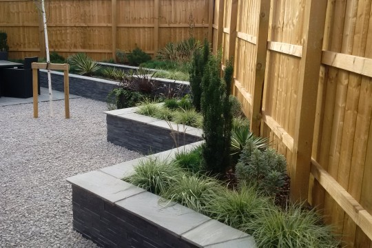 Finished-Garden-Design-with-Plant-Border