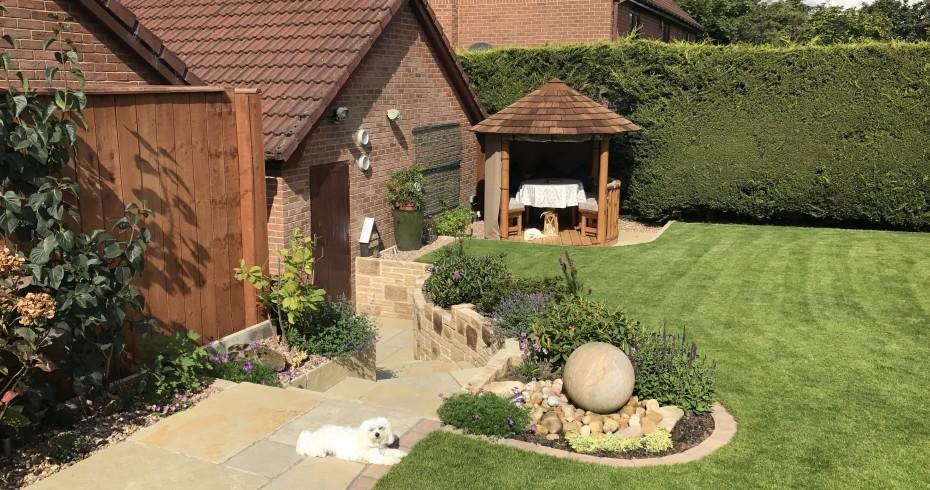 Finished-Modernised-Farmhouse-Garden