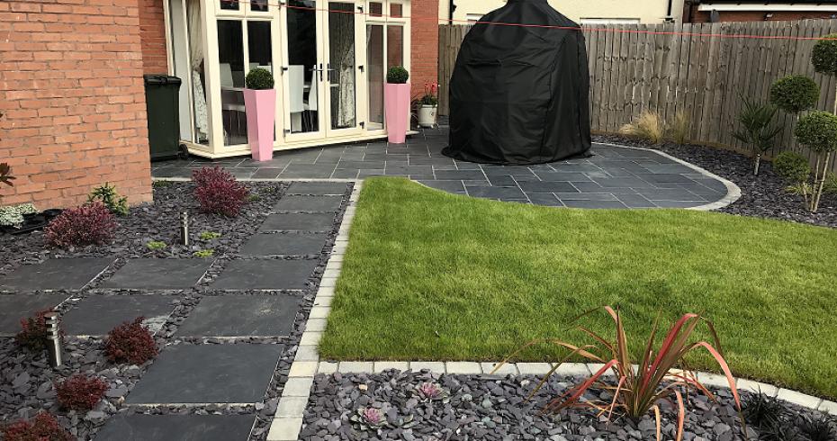 Nunthorpe-Slate-Garden-Design