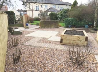 Finished-vegetable-patch-gravel-garden