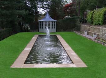 rectangular-fountain-garden