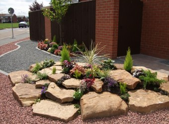 stone-pile