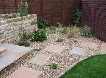 Garden-Paving-Gravel-Area