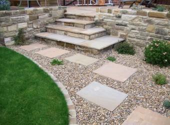 Garden-Patio-Steps-Down