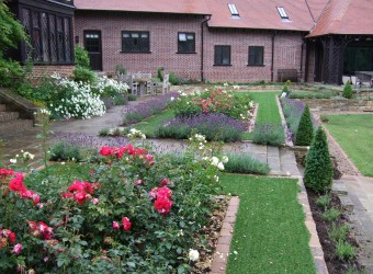 Large-Garden-Flower-Beds-and-Paving